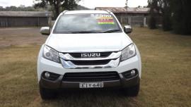 2015 Isuzu UTE Mux J11 Wagon