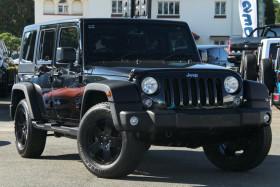 Jeep Wrangler Unlimited Sport JK MY17