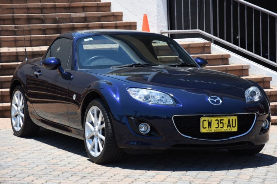 2010 MY09 Mazda Mx-5 NC30F2 MY09 Roadster Coupe
