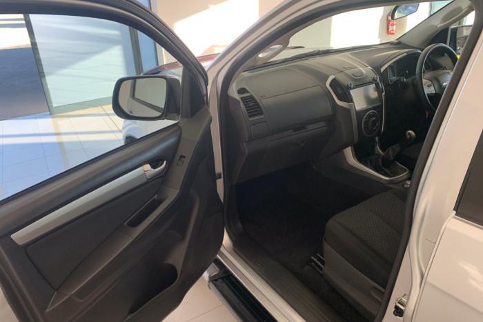 2014 Isuzu Ute MU-X MY15 LS-U Wagon