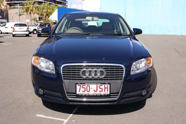 2006 Audi A4 B7 B7 Sedan