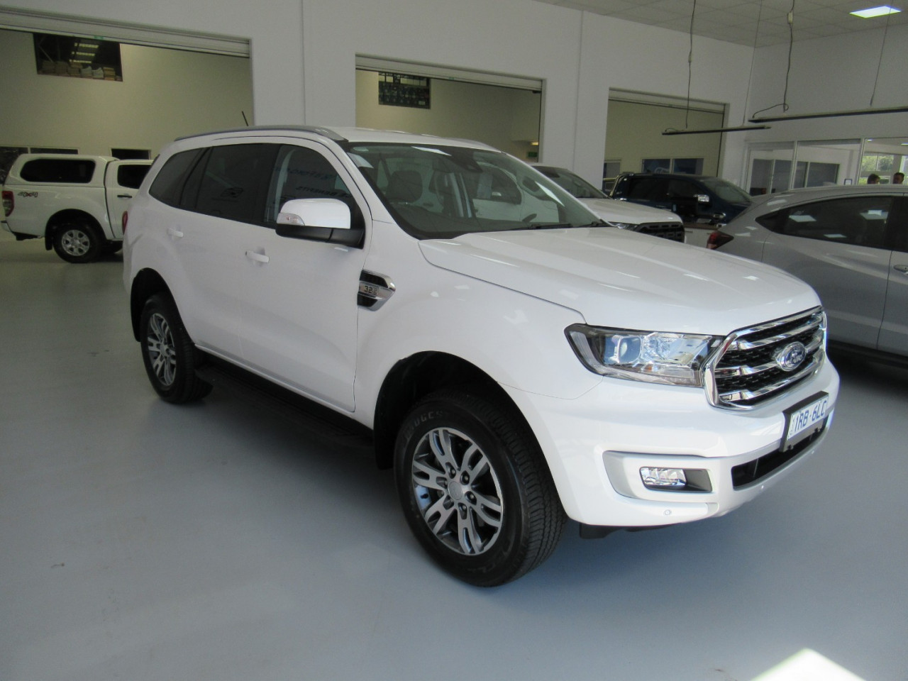 2020 MY20.25 Ford Everest UA II Trend 4WD Suv Image 4