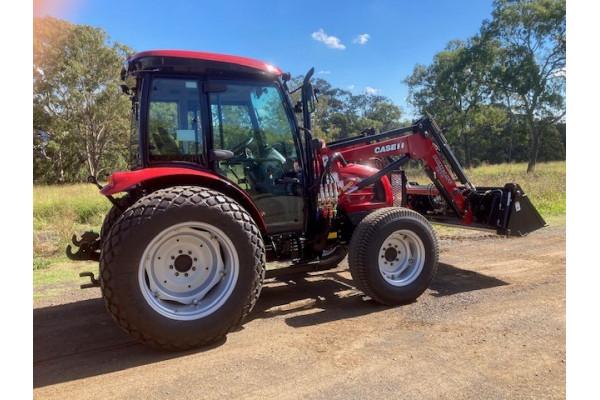 2019 Case IH FARMALL 60B Tractor crawler Image 4