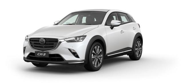 2021 MY0  Mazda CX-3 DK Akari Suv Mobile Image 2