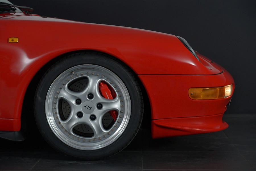 1996 Porsche 911 Rs Touring