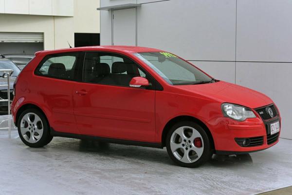 2007 Volkswagen Polo 9N MY2006 GTI Hatch Image 4