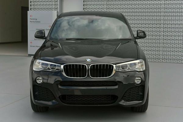 2014 BMW X4 F26 xDrive20d Suv Image 3
