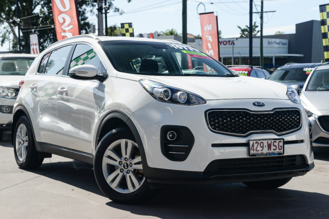2016 Kia Sportage QL Si Wagon