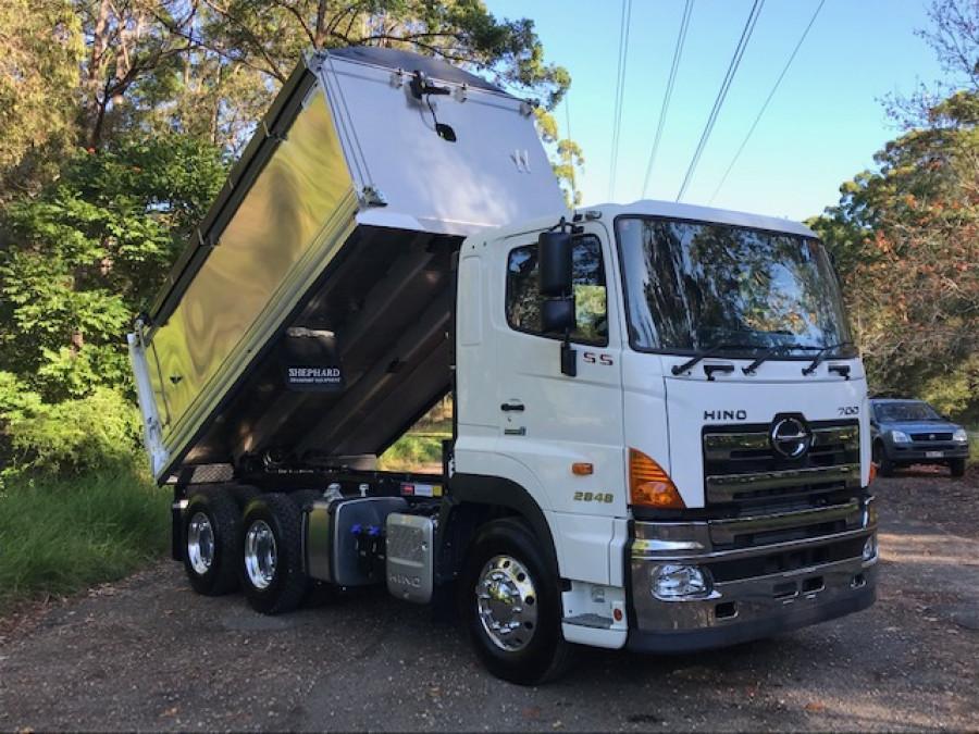 2020 Hino Ss 2848 Air Truck Image 22