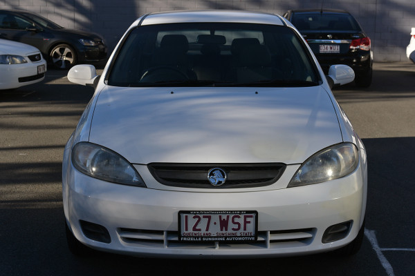 2006 Holden Viva JF Equipe Hatchback Image 3