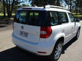 2014 Skoda Yeti 5L 77TSI Wagon
