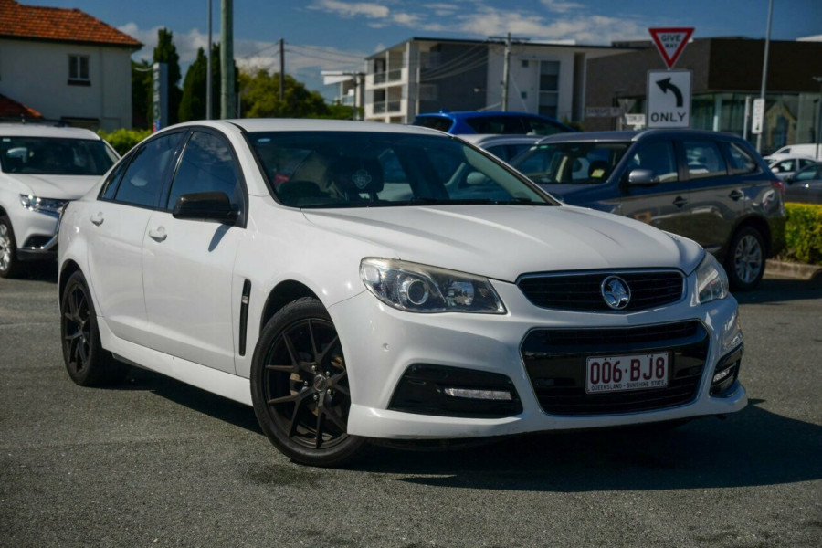 2014 Holden Commodore VF MY14 SV6 Sedan