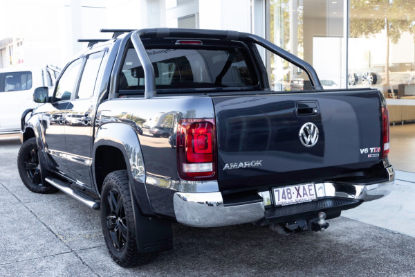 2016 MY17 Volkswagen Amarok 2H  TDI550 Highline Utility Image 2