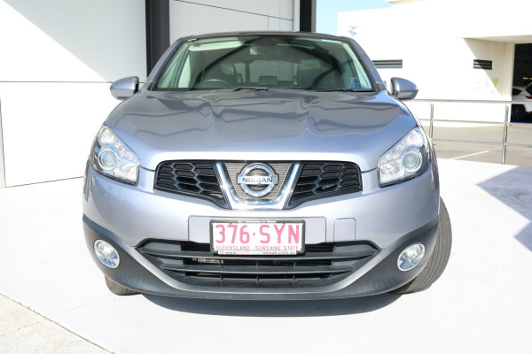 2012 Nissan DUALIS J10W Series 3 M Ti-L Suv