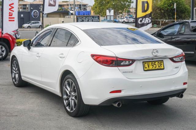 2017 Mazda 6 GL Series Atenza Sedan Image 3