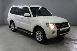 Mitsubishi Pajero NT MY10