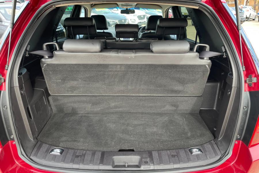 2009 Ford Territory SY MKII Ghia Wagon Image 22