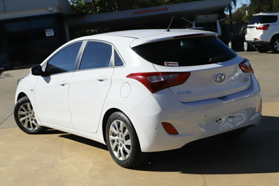 2013 Hyundai i30 GD Active Hatchback