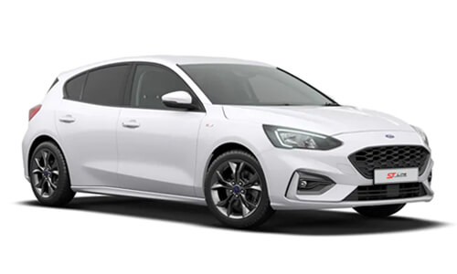 2019 MY19.75 Ford Focus SA ST Line Hatch Hatch