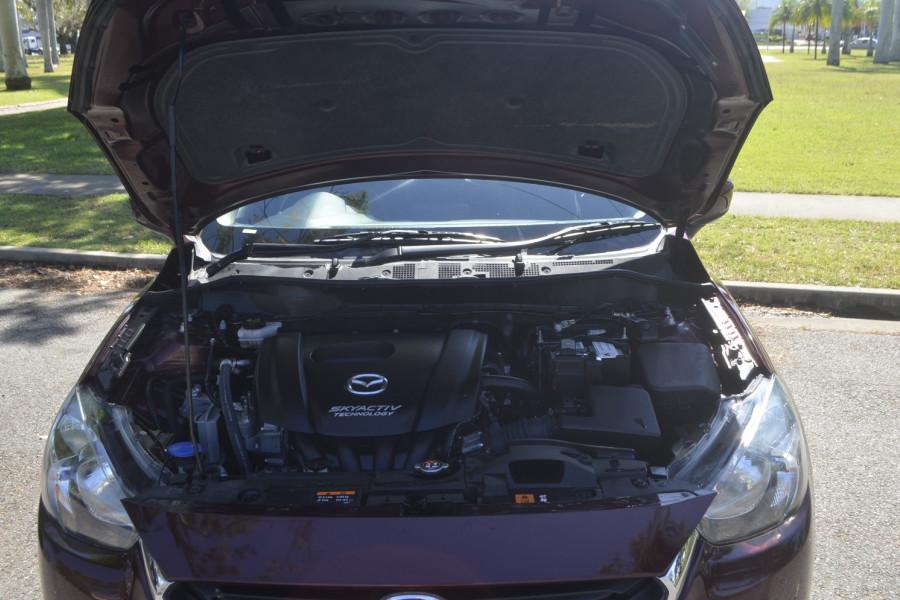 2017 Mazda 2 DJ Hatchback Hatchback