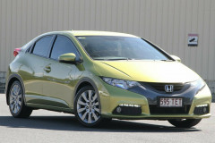 Honda Civic VTi-LN 9th Gen MY13