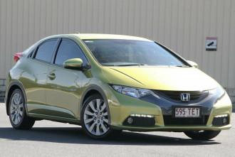 Honda Civic VTi-LN 9th Gen MY13