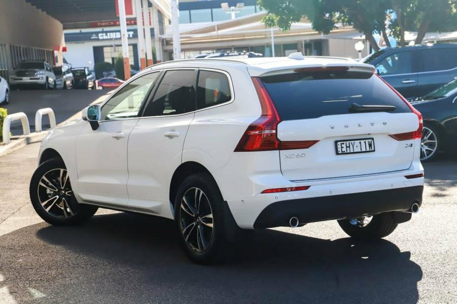 2020 Volvo XC60 UZ D4 Momentum Suv