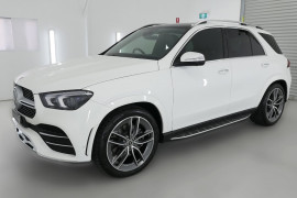2019 Mercedes-Benz Gle-class V167 GLE400 d Wagon Image 3