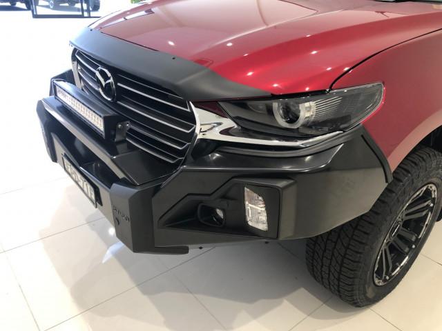 2020 MY21 Mazda BT-50 TF XTR 4x4 Dual Cab Pickup Ute Mobile Image 4