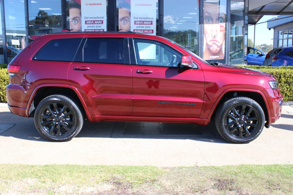 2020 MY0  Jeep Grand Cherokee WK Night Eagle Suv Image 4