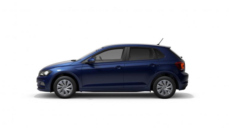 2021 Volkswagen Polo AW Trendline Hatchback Image 2
