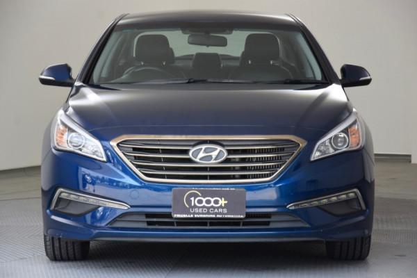 2015 Hyundai Sonata LF Elite Sedan Image 2