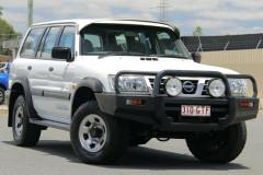 Nissan Patrol ST GU III MY2002