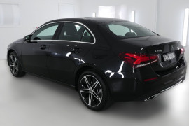 2019 Mercedes-Benz A Class A250 Sedan Image 4