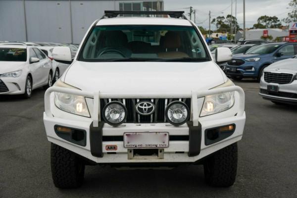 2012 Toyota Landcruiser Prado KDJ150R GXL Suv Image 4