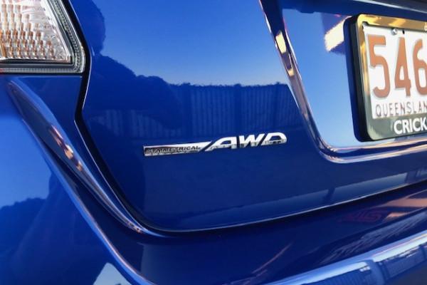 2018 MY19 Subaru WRX V1 WRX Sedan