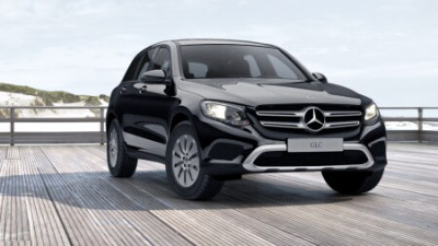 New Mercedes-Benz GLC SUV