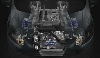 Transit Custom Advanced 2.0L EcoBlue Engine