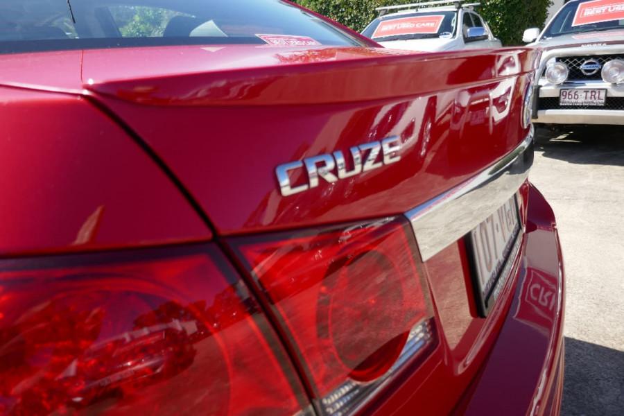 2014 Holden Cruze JH II Sedan
