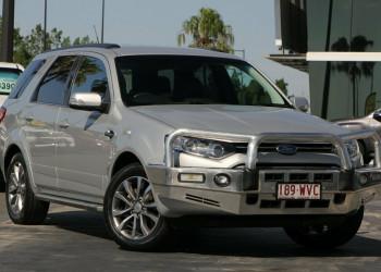 Ford Territory Titanium Seq Sport Shift SZ MkII