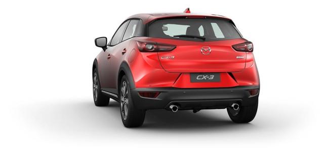 2020 MY0  Mazda CX-3 DK sTouring Suv Mobile Image 16