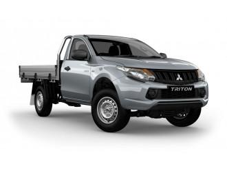 Mitsubishi Triton GLX Single Cab Chassis 2WD Petrol MQ