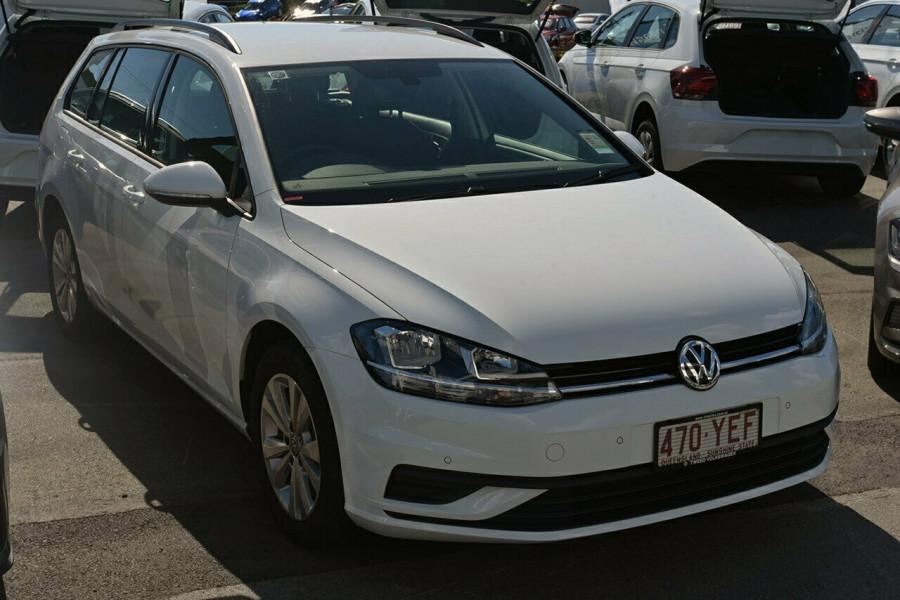 2018 Volkswagen Golf 7.5 110TSI Trendline Wagon