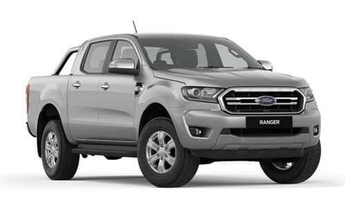 2018 MY18.75 Ford Ranger PX MkIII 4x4 XLT Double Cab Pick-up Ute