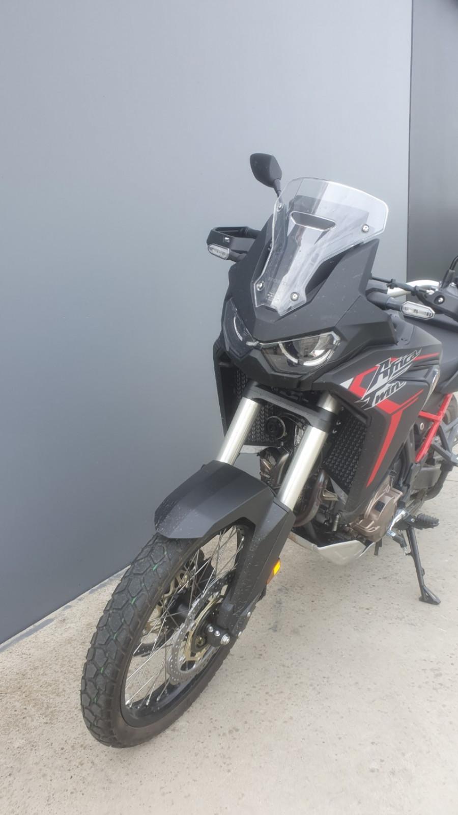 2020 Honda CRF1100AL2 TEMP 2020 Africa Twin Motorcycle Image 22