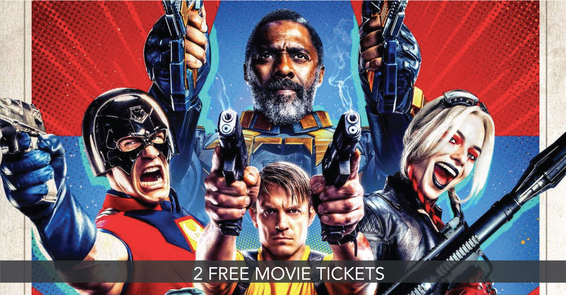 2 FREE MOVIE TICKETS WHEN YOU BOOK YOUR NEXT LOGBOOK SERVICE