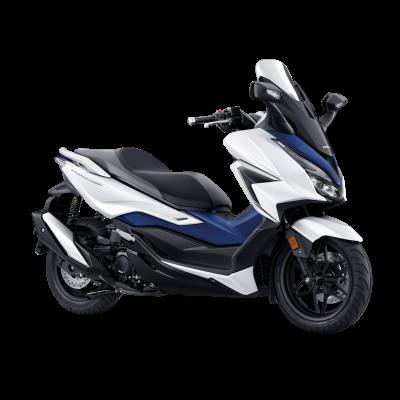 New Honda NSS350 Forza