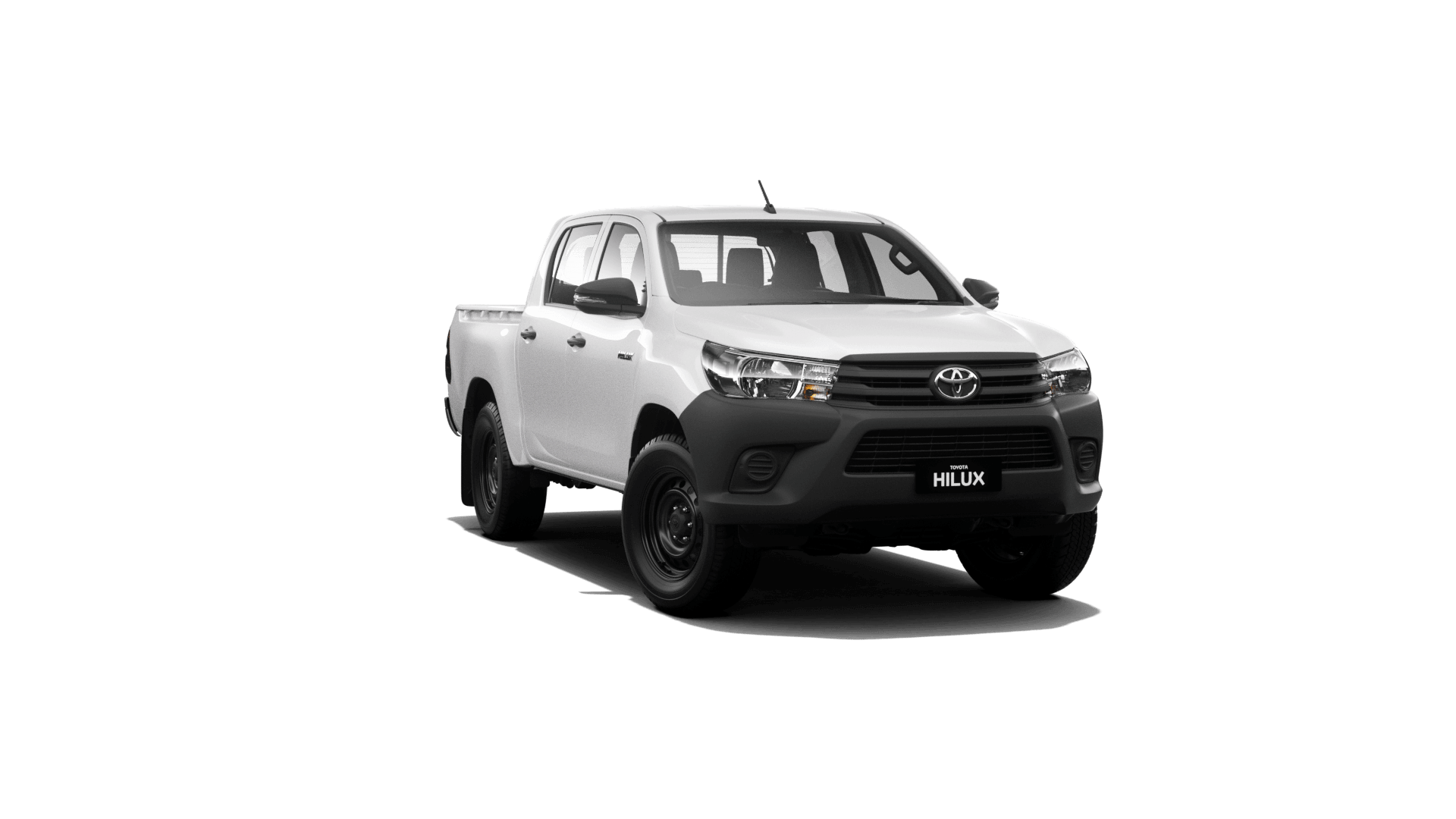 HiLux 4x4 WorkMate <span>Double-Cab Pick-Up | Turbo-Diesel | Auto</span>