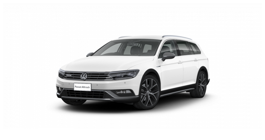 Passat Alltrack Wolfsburg Edition 7 Speed DSG 4MOTION