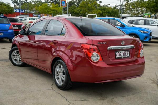 2013 Holden Barina TM MY13 CD Sedan Image 3